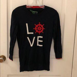 C.Wonder LOVE Sweater